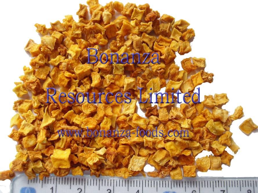 Dehydrated Pumpkin Pieces