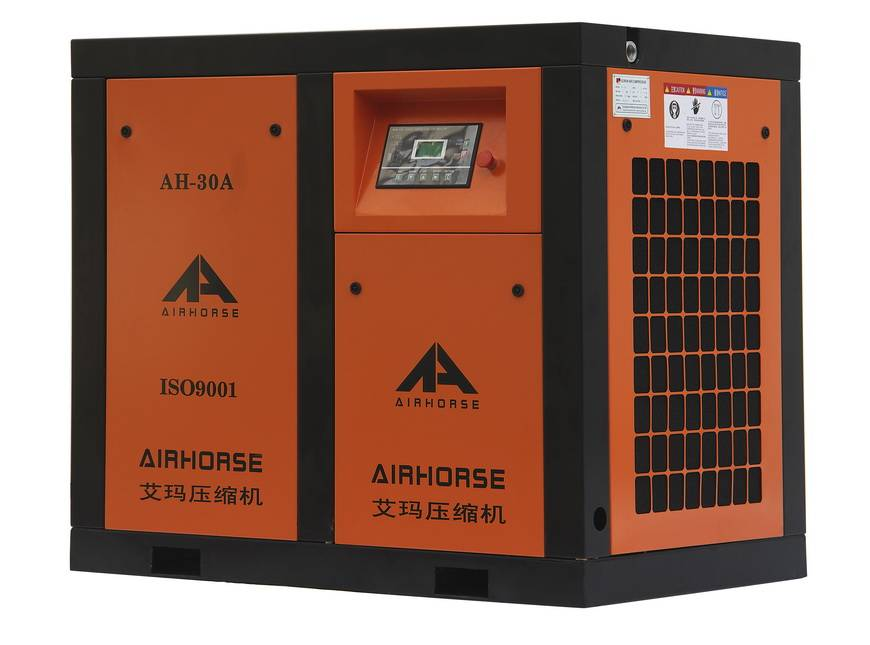 37kw, 50HP High Quality Direct Driven Screw Air Compressor for Sand Blasting