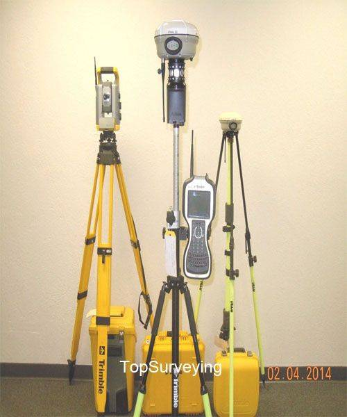 Trimble IS Solution S6 Total Station R8 TSC3