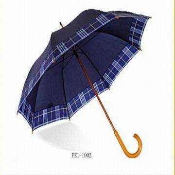 sell wooden straight umbrella