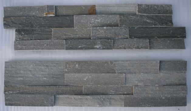 Green quartzite panel ZFW013C