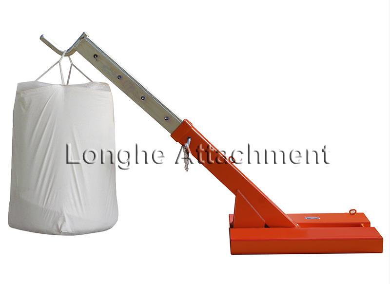 Forklif Attachment BIg Bag Lifter