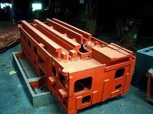 Selling Iron Casting Parts for CNC Machinery