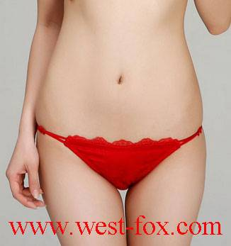 Fashion And Sexy Design Ladies Lingerie Brief