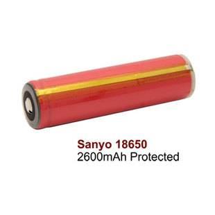 1pcs 18650 2600mAh with Protected