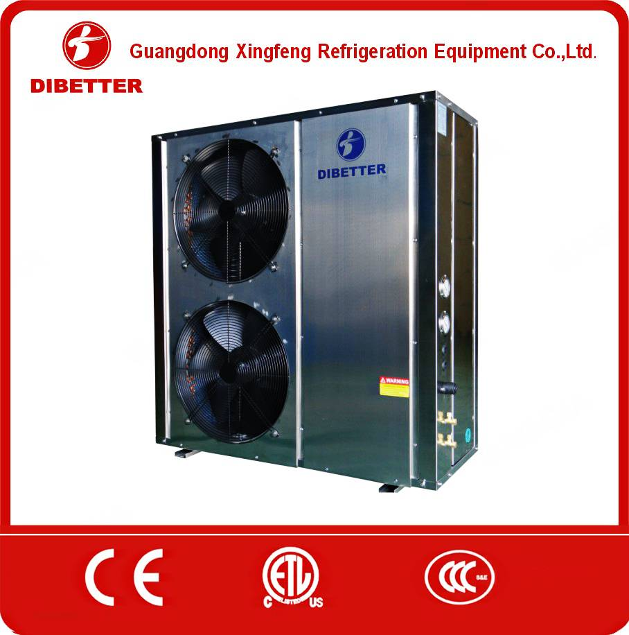 Air central conditioner air pump with heating function Appartment