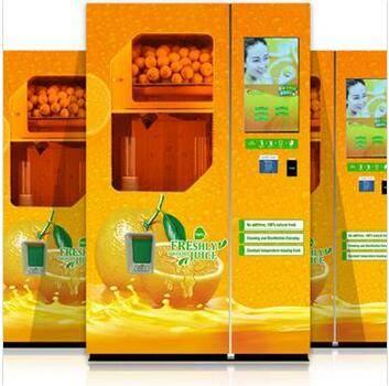 Buy vending machine business
