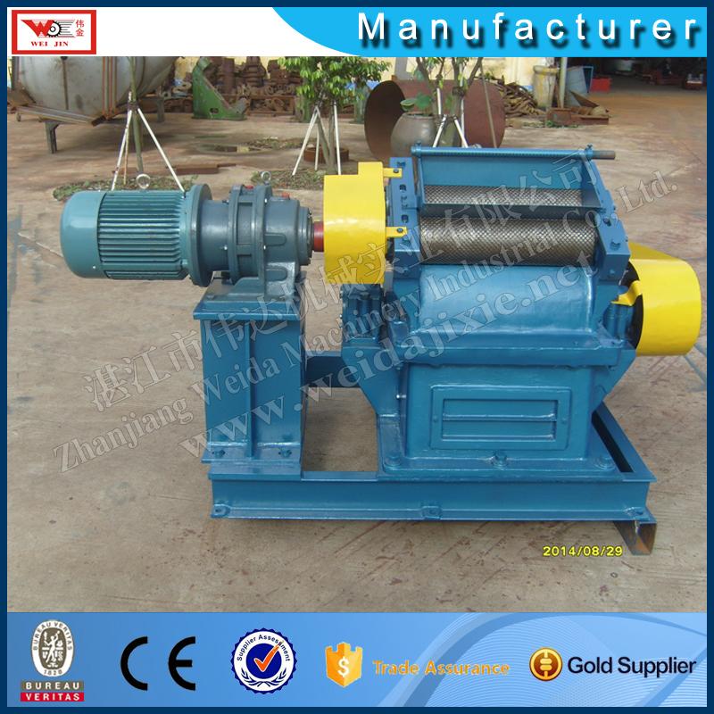 Trade assurance Rubber Hammer Mill Machine save manpower