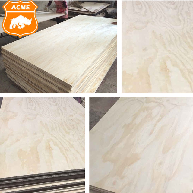 Plywood SheetS for Construction Furniture Packing