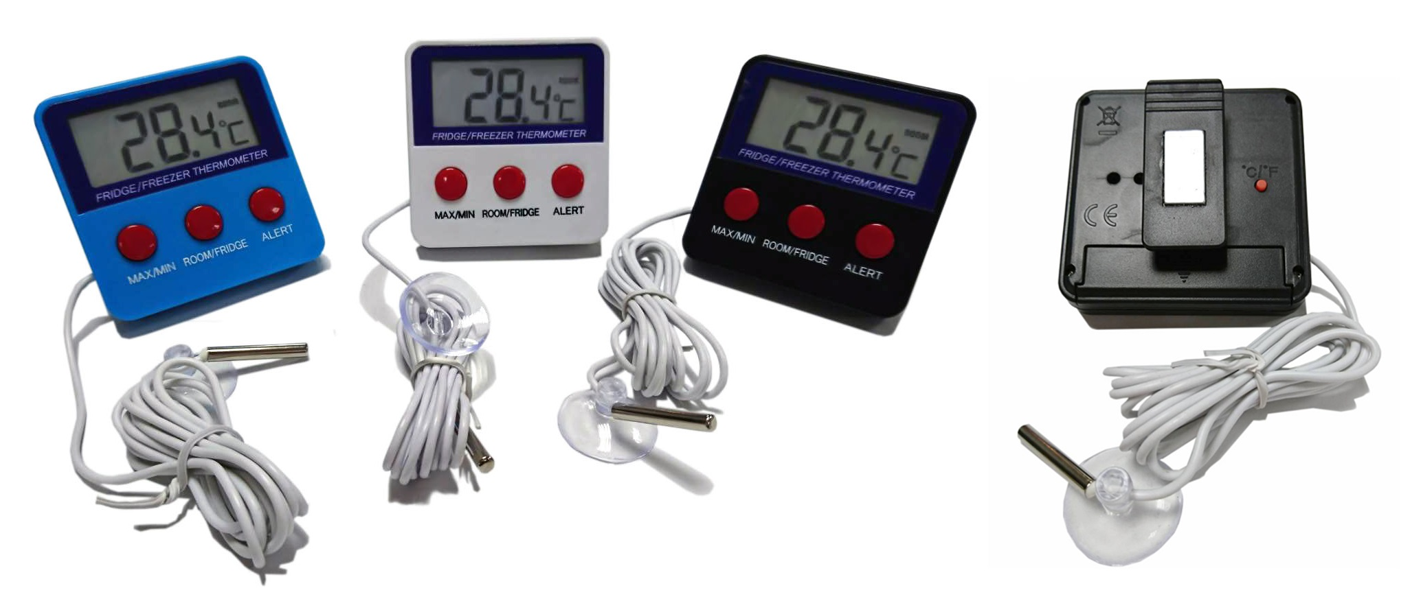 Fridge Freezer Thermometer TT-806