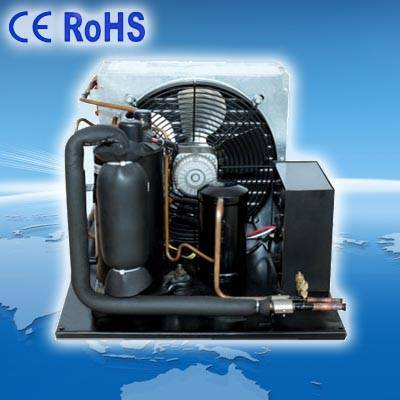 Air cooled refrigeration equipment parts