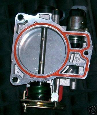 GM General Motors 4300 Marine Throttle Bodies with Sensors
