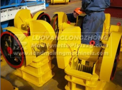 PE150250 jaw crusher