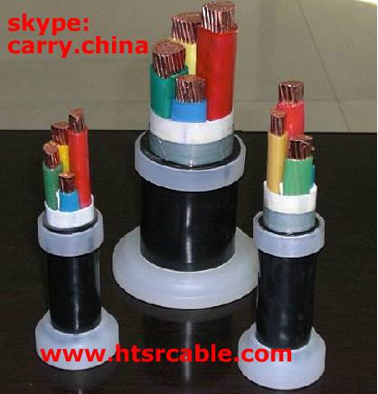 industrial PVC cable