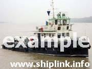 Tugboat 30M 3000HP - ship wanted