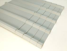 Sell PVC Foam Corrugated Sheet