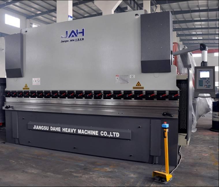 hydraulic press brake WC67Y-40T/2500
