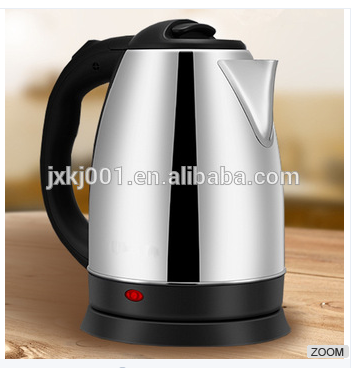 Stainless Steel Electric Kettle with Automatic Shut-off Feature