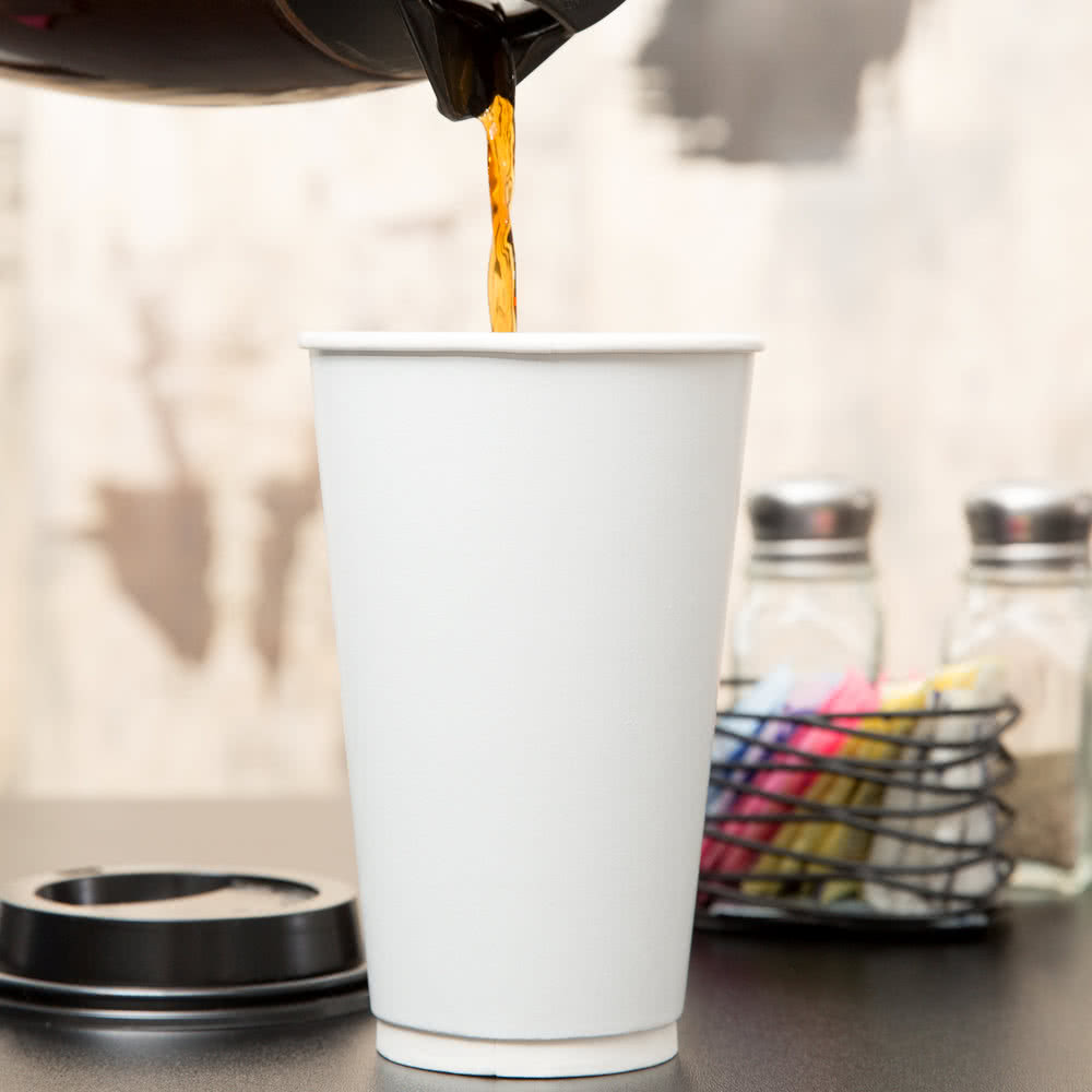 12oz Double Wall Paper Cup for Coffee