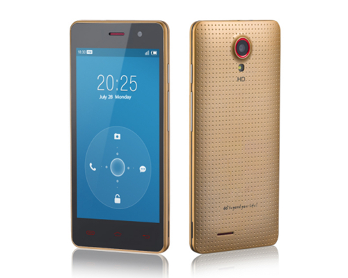 China affordable 4.5 inch hot style android cellular mobile phones