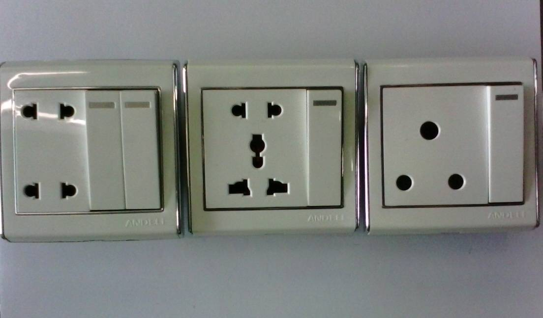 wall switch/socket