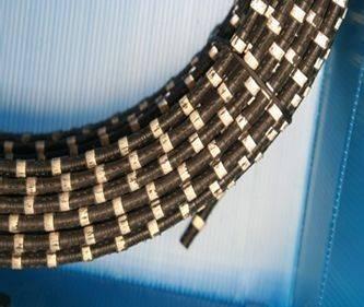 diamond wire saw for multi-wire machine