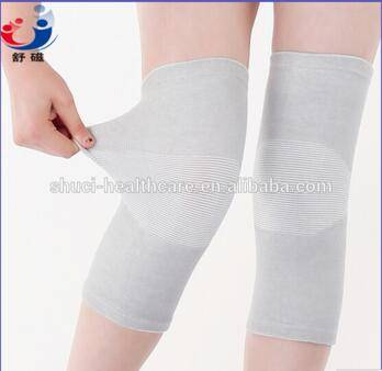 soft breathable cotton Bamboo Fabric knee support Brace