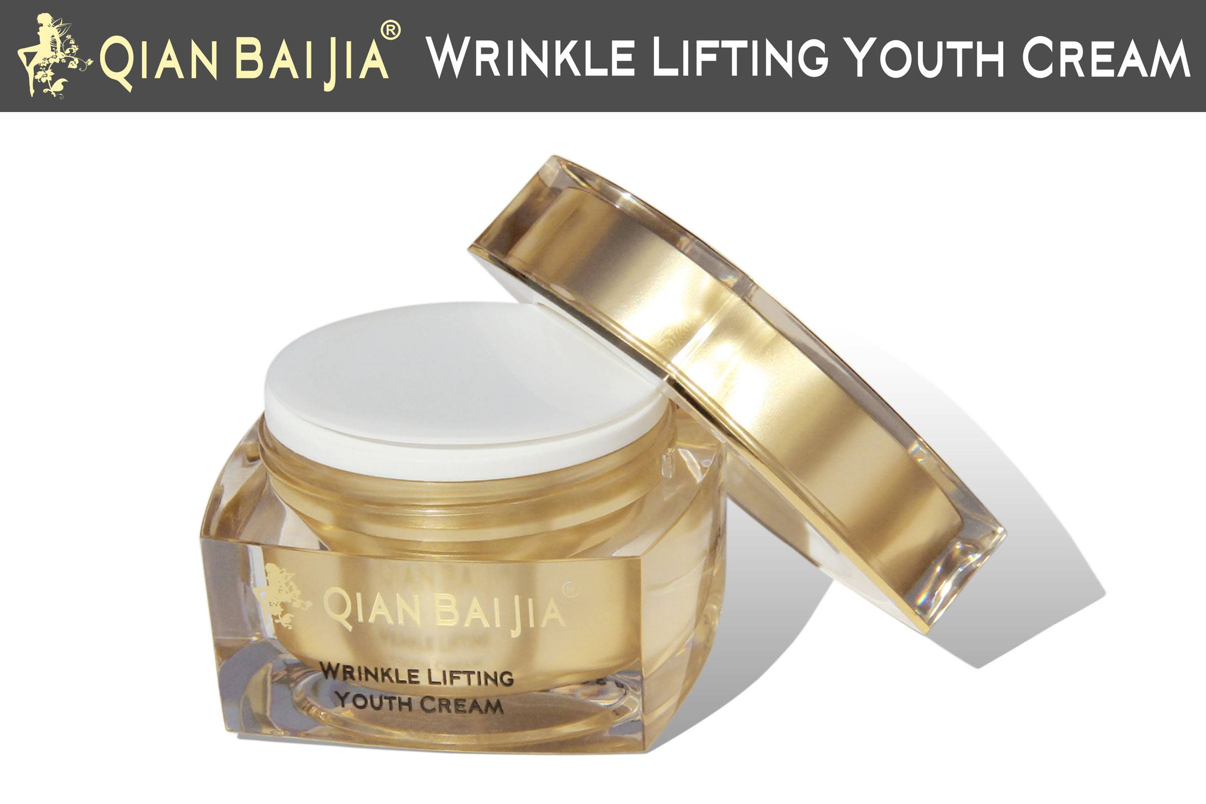 QianBaiJia Wrinkle Lifting Youth Cream