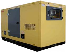 20kw Natural gas generator set, silent/soundproof type