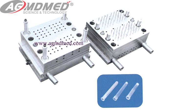 Hypodermic Needle Cap Mould