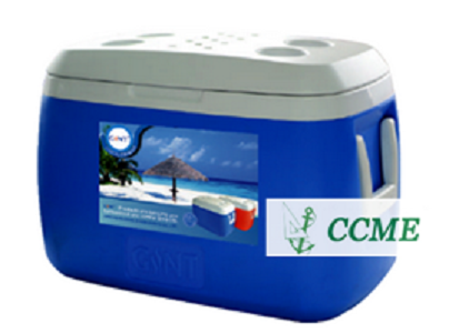 Ice Cooler Box Plastic Cooler Box