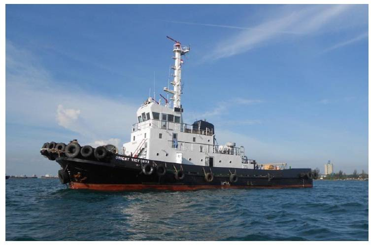 Harbour Tug 3500 BHP for Charter