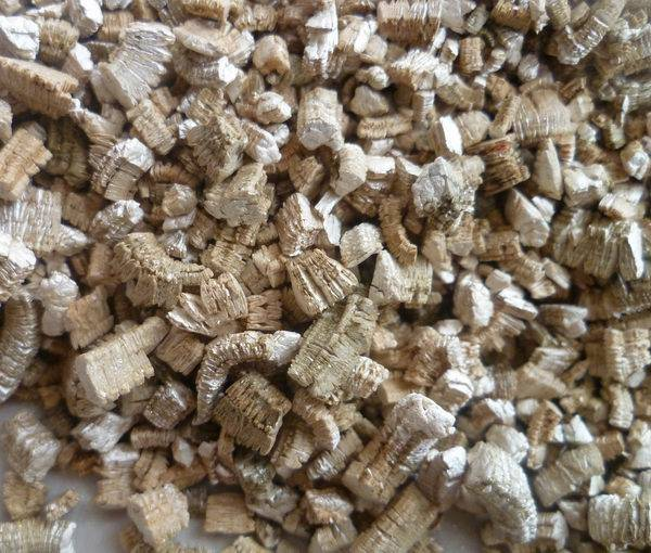 exfoliated vermiculite for horticulture