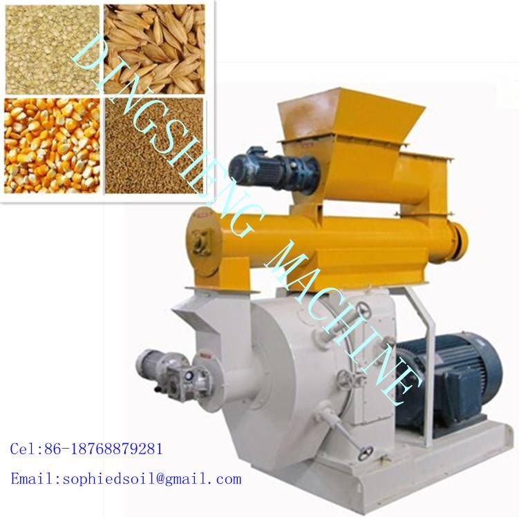 Cattle Chicken Feed Pellet Mill and Animal Feed Pellet Machine