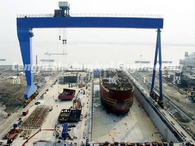 Gantry Crane for Shipbuilding Field