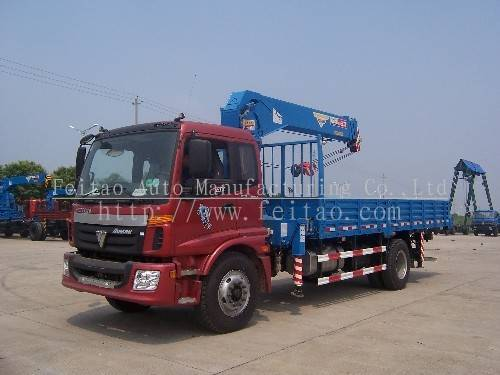 truck mounted crane-manufacturer directly sales center