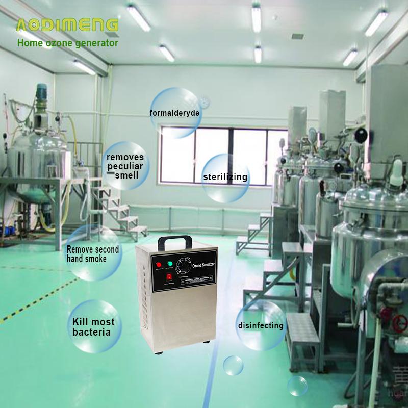 Ozone Food Sterilization Machine Vegetable Washers Food Cleaner For Hotel Restaurant Swimming Pool