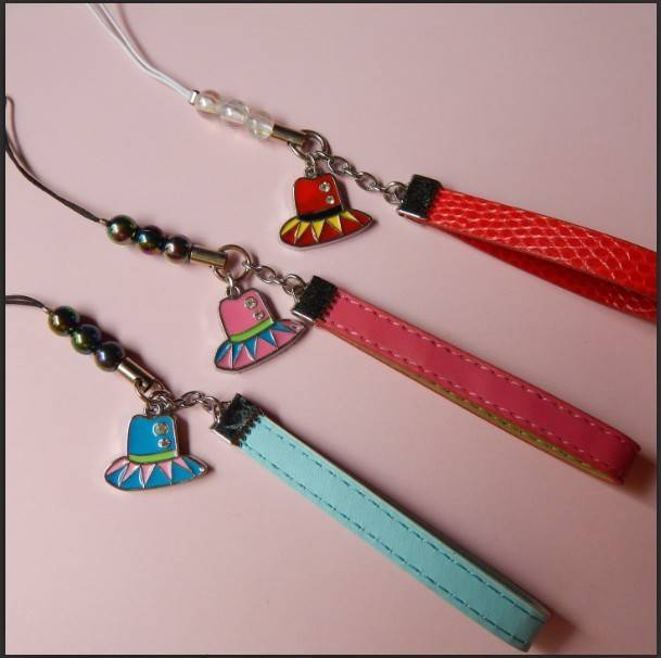 hot selling fashion mobile phone strap