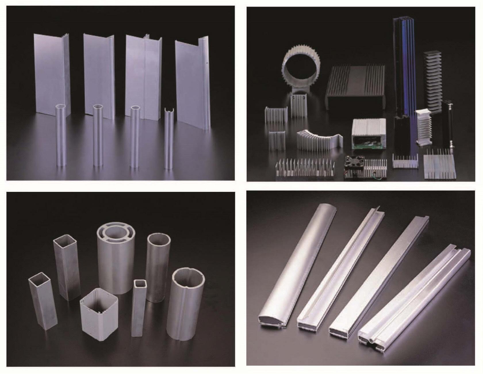 Sell Aluminum extrusion(Profile, Pipe, Tube, Bar)