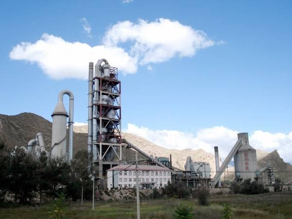 2500tpd cement production line