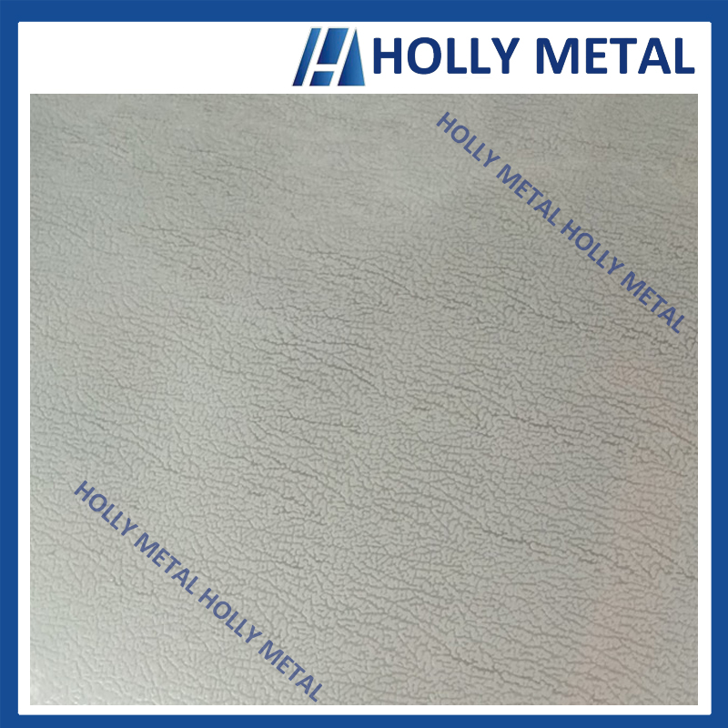 Stainless Steel Pattern Embossed Etched Decoration Sheet (Elephant Skin)