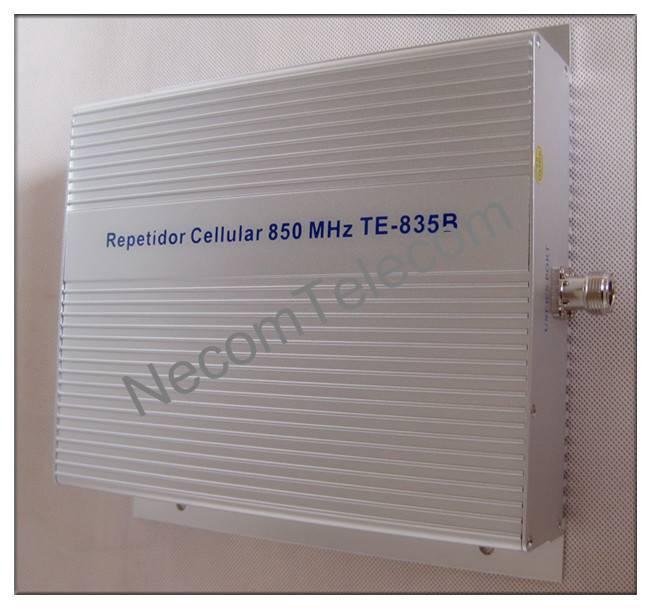 CDMA800Mhz(GSM850Mhz) FullBand Pico-Repeater Model TE-835B