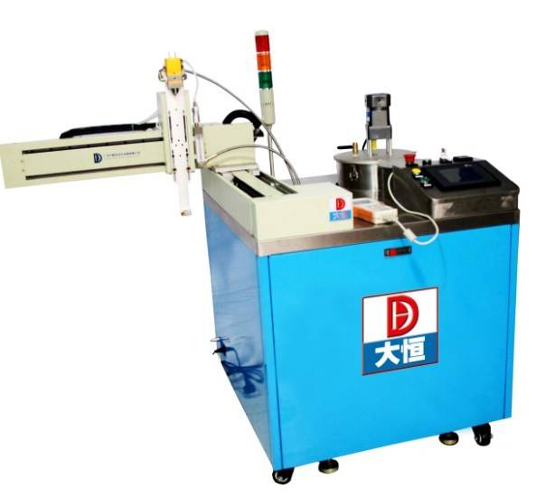Cantilever Type Automatic Pouriing Machine