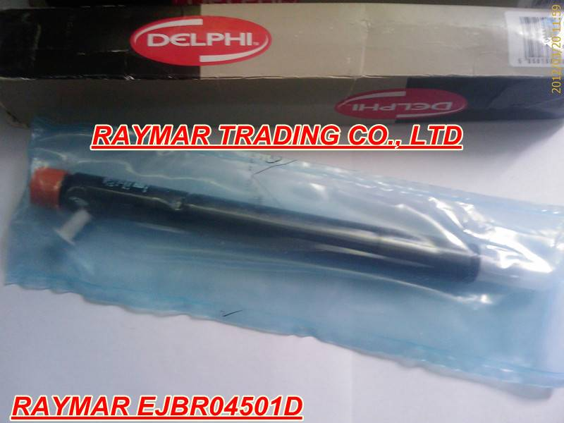 Delphi common rail injector EJBR04501D for SSANGYONG A6640170121