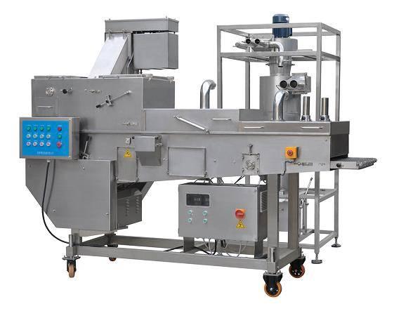 flouring machine
