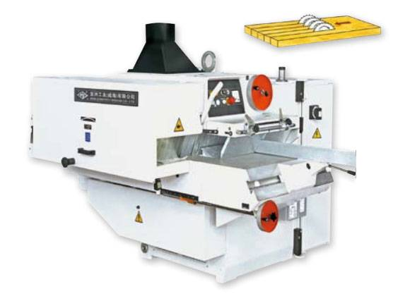 MJ143 Automatic Multiple Rip Saw