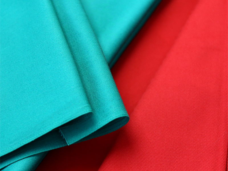 100% polyester fabric with double penetration printing