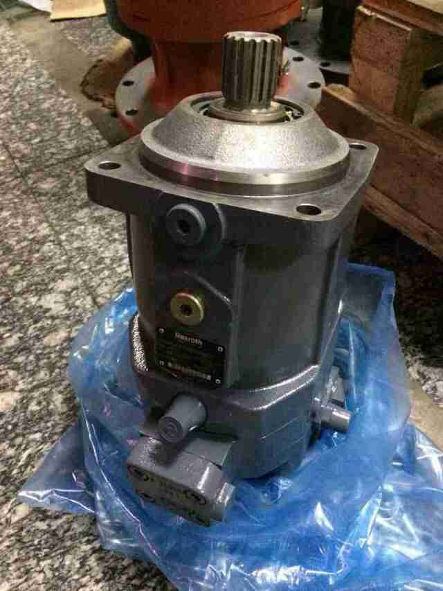Hydraulic piston motor Rexroth A6VM80/107/160