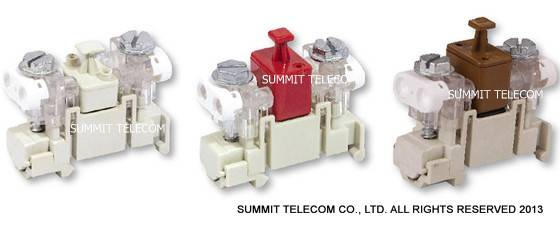 1 Pair Terminal Block, VX 5 Point Connection Module, STB Module, Subscriber Terminal Block