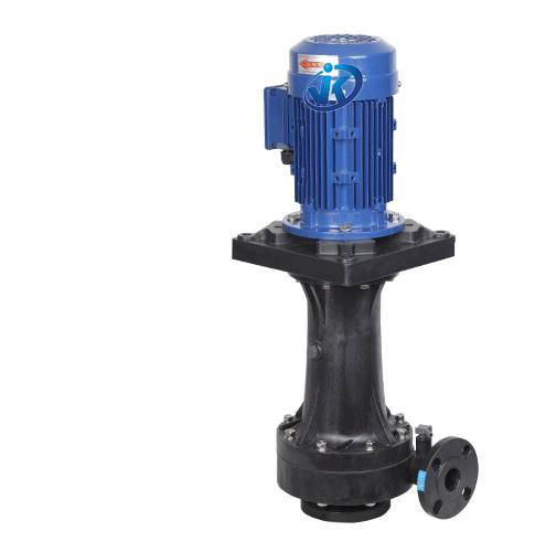 Vertical Type FRPP Chemical Centrifugal Pump
